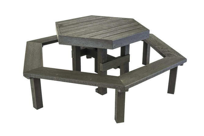 M Carriff Table Tables Furniture Products Ecoplastic - Picnic table seats 12